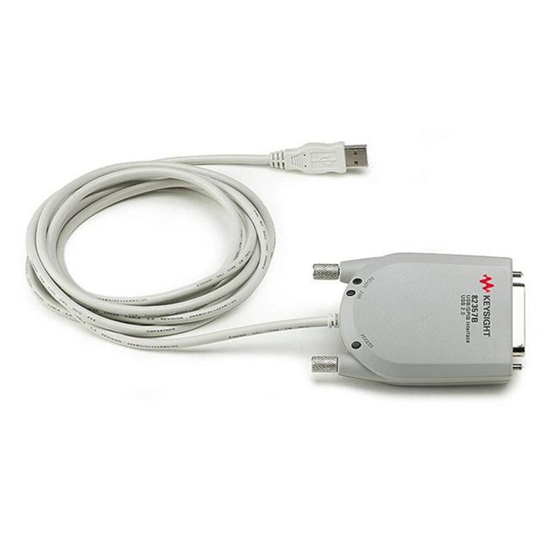 是德科技 82357B 支持高速 USB 2.0 的 USB/GPIB 接口适配线