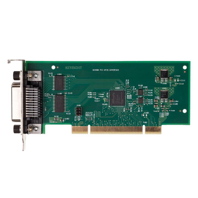 是德科技 82350C 高性能 PCI-GPIB 接口卡