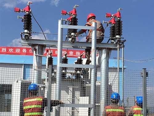 大型变电站