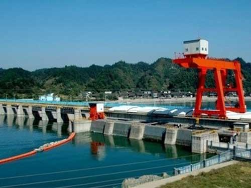 惯常水力发电的流程.jpg