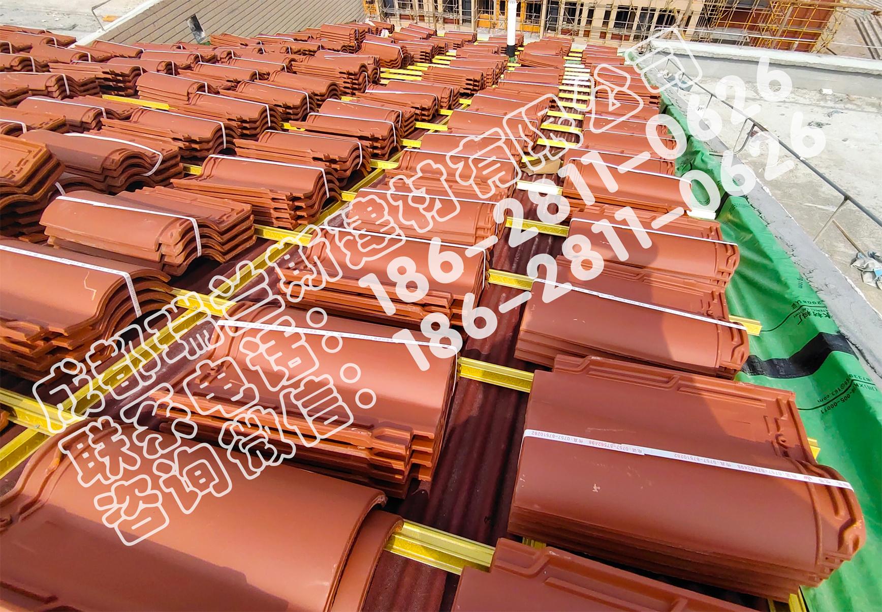 红色高耐候波形沥青防水板成都瑞兰斯建材有限公司18628110626.jpg