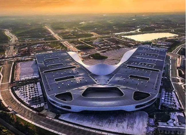 十六届中国国际会展文化节在此开幕