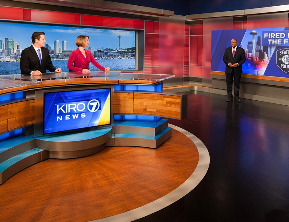 美国西雅图LIRO电视台
