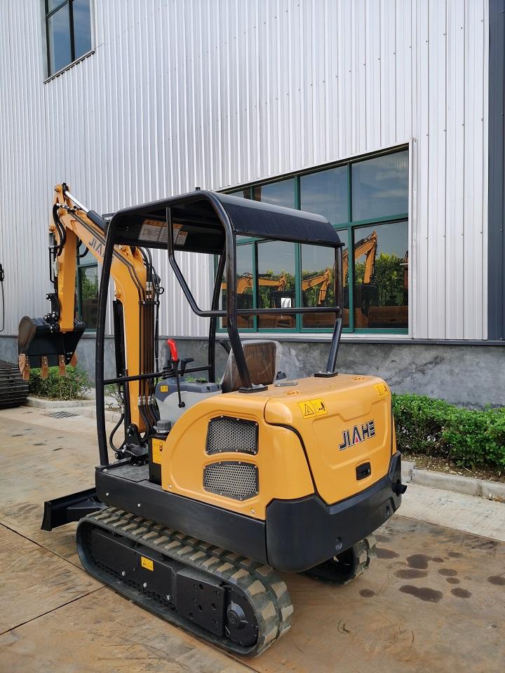 JH18B小型挖掘機