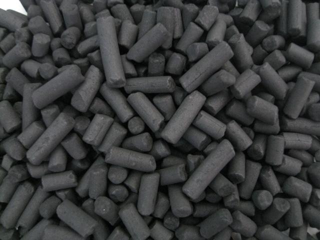 VOCS处理活性炭