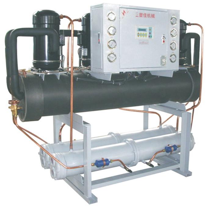 开放型水冷式冷水机系列(涡旋式)