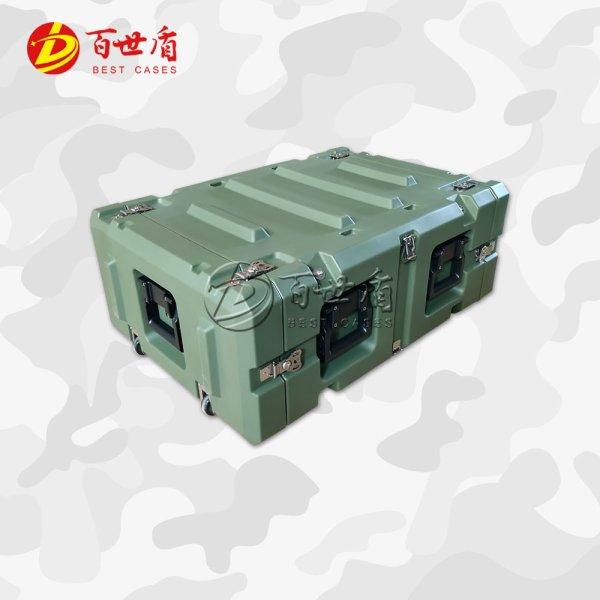 4U减震机架箱