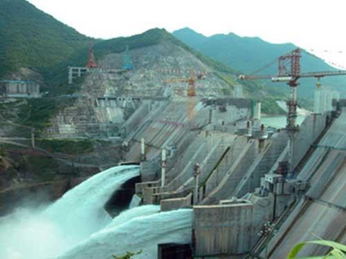 水力發電效益
