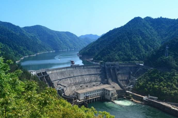水力发电站原来是这样发电的