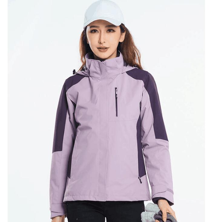 定做女士冲锋衣选择什么颜色比较好