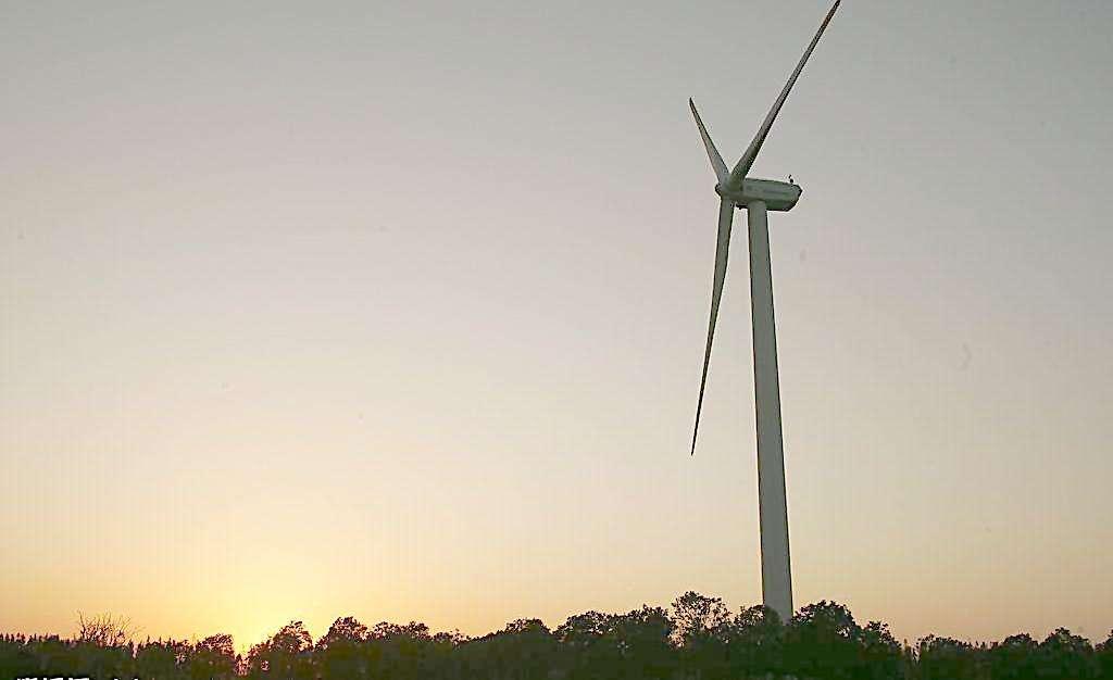 云南电力工程大力推广的风力发电是垃圾电吗?
