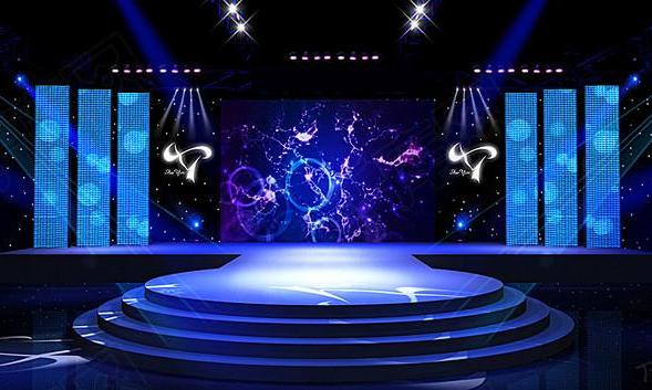 电视灯光和舞台灯光应用有何不同?