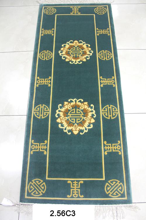 真丝廊毯120道x12001
