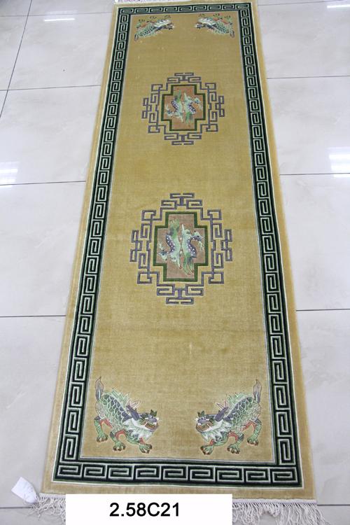 真丝廊毯120道x12003