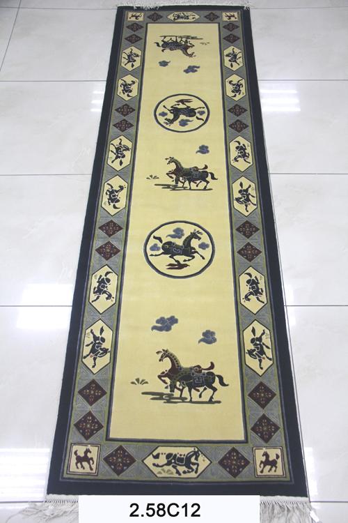 真丝廊毯120道x12004