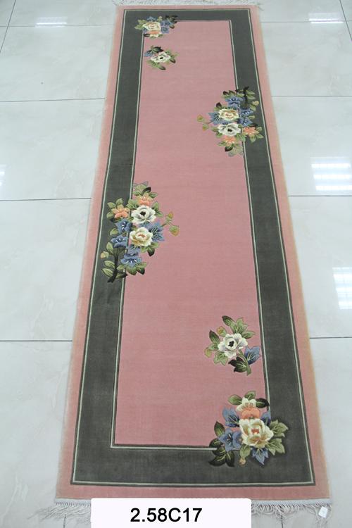 真丝廊毯120道x12005
