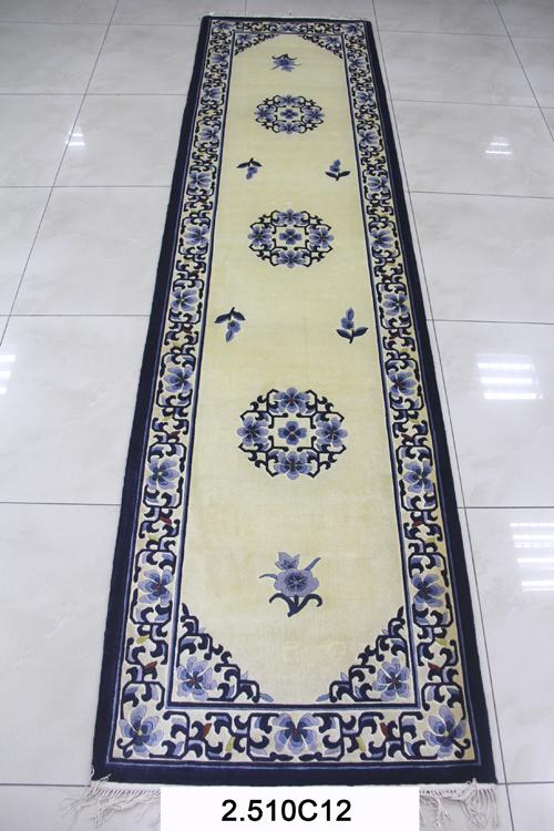 真丝廊毯120道x12002