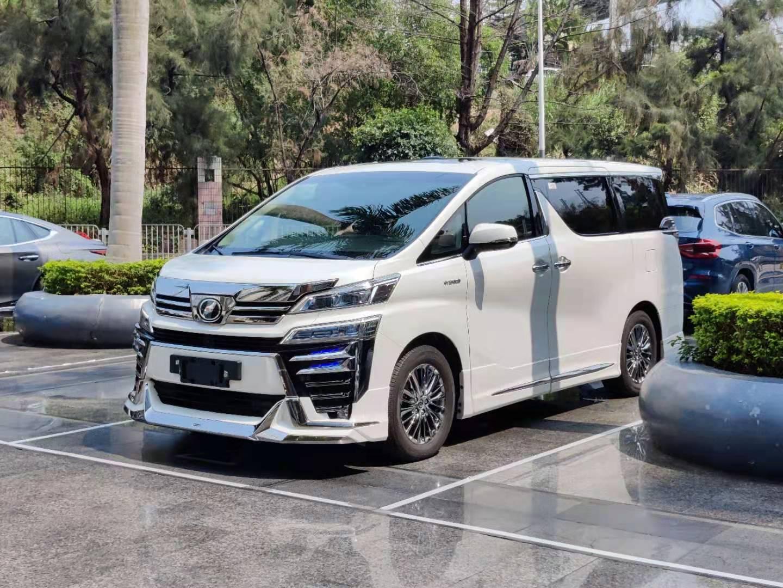 深圳商务奥马租车:奥马全新威尔法蒙娜丽莎上线