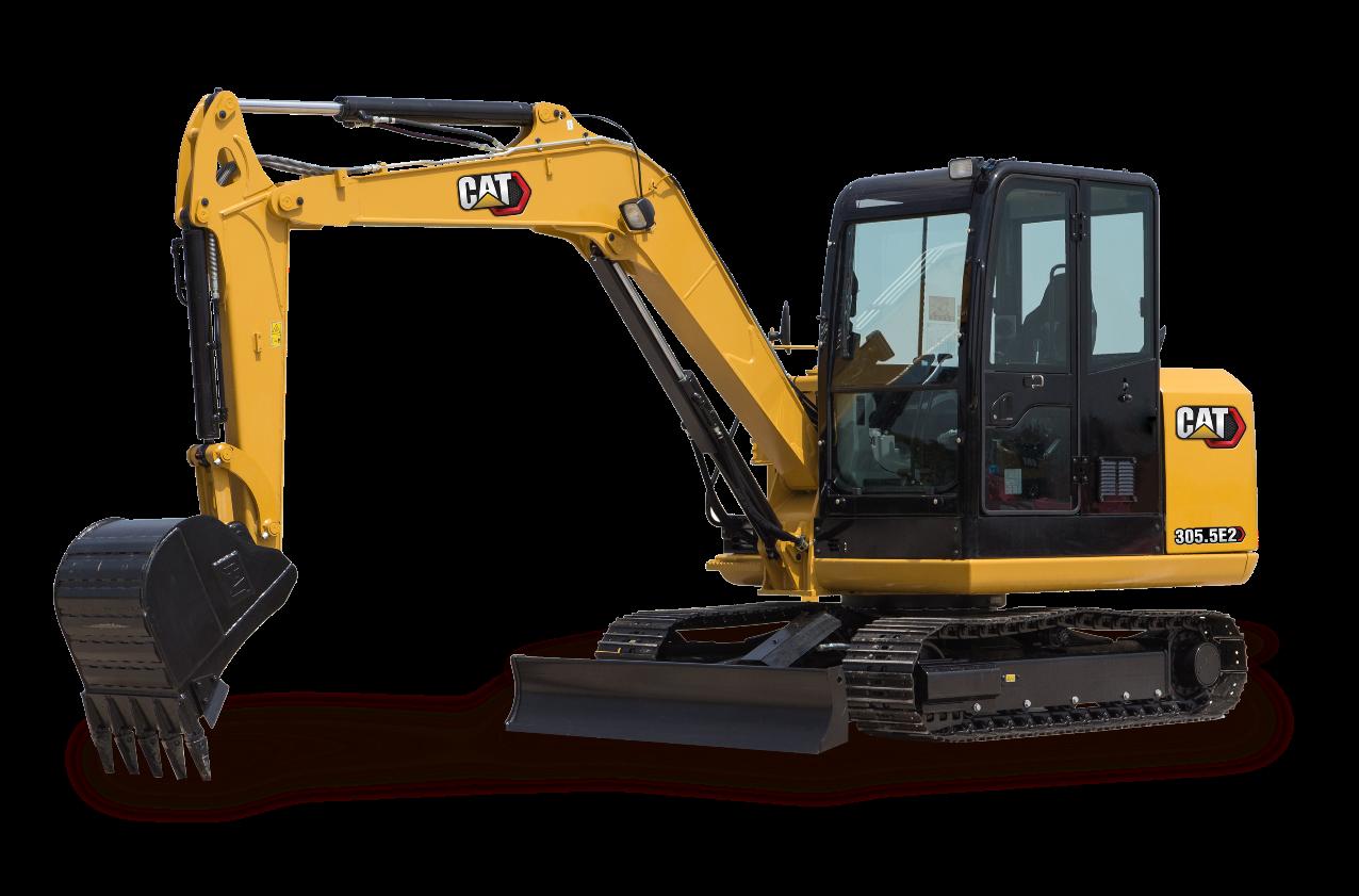 CAT 305.5E2