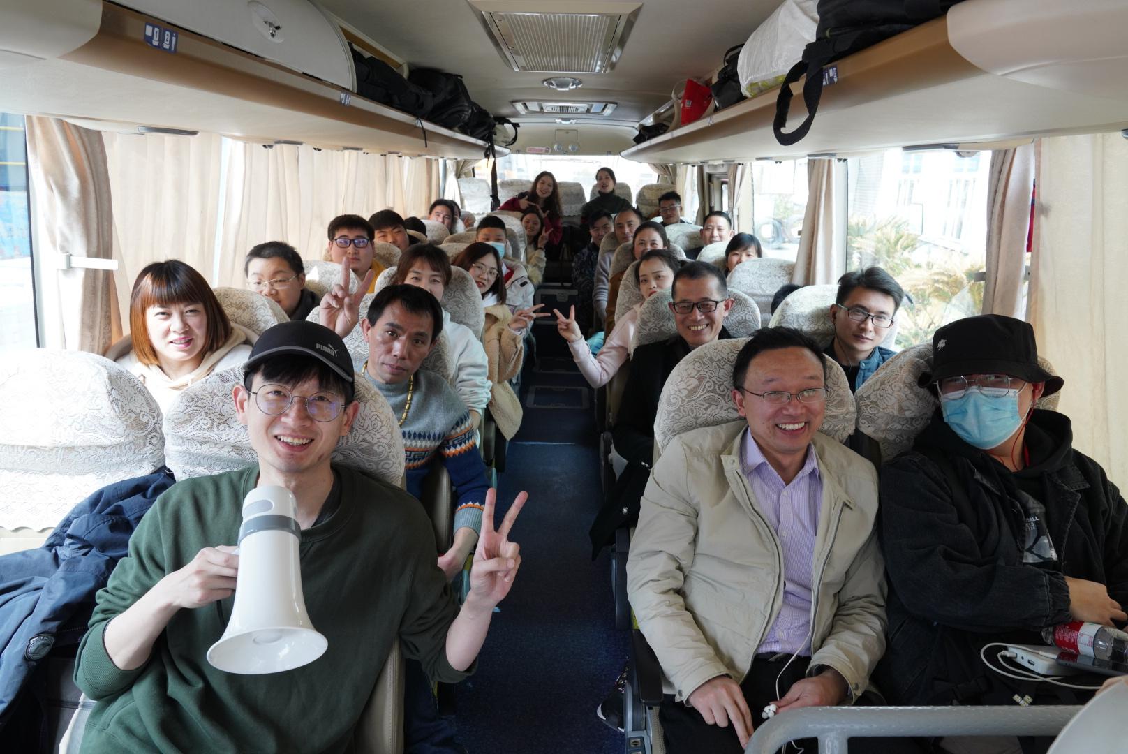 果豐3月蘇州穹窿山團建活動