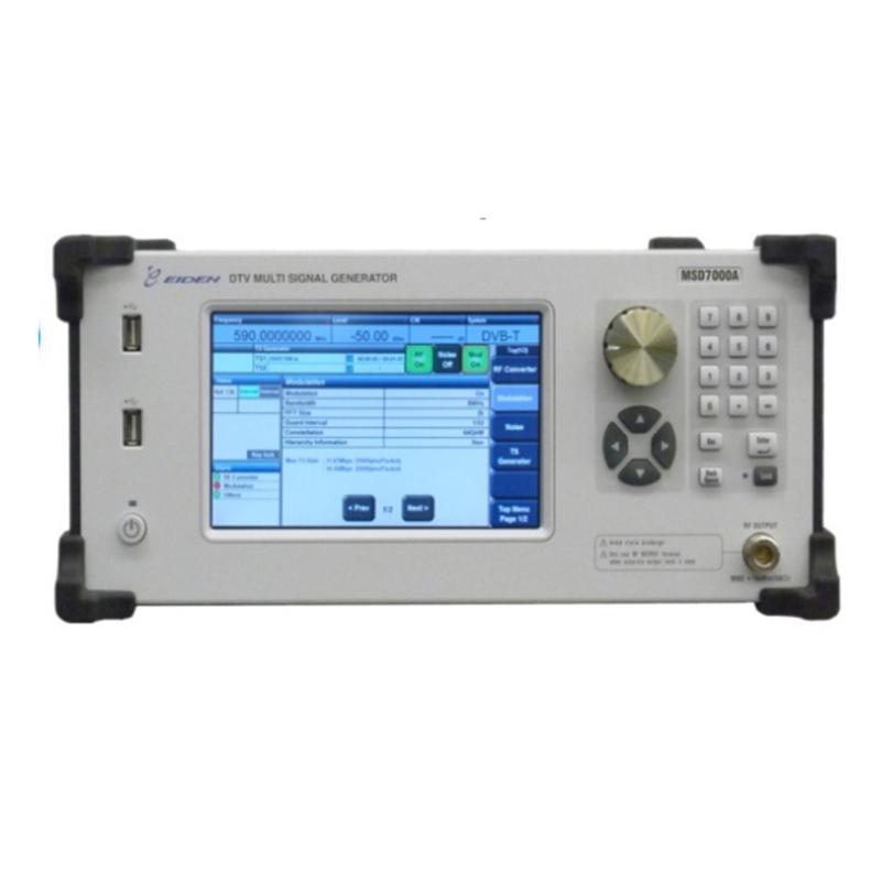 日本营电 MSD7000A/5000A数字电视信号发生器