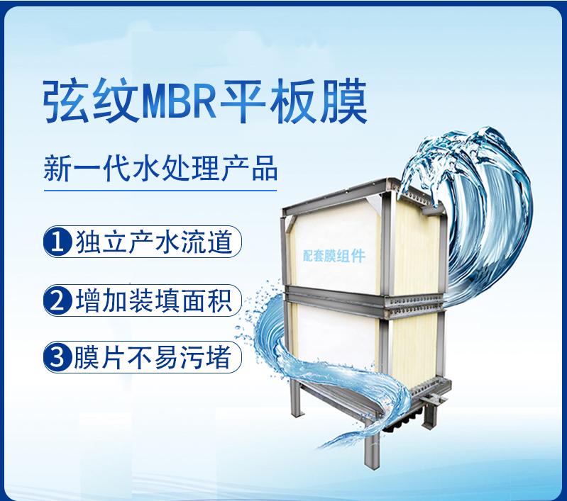 新一代炫纹MBR平板膜