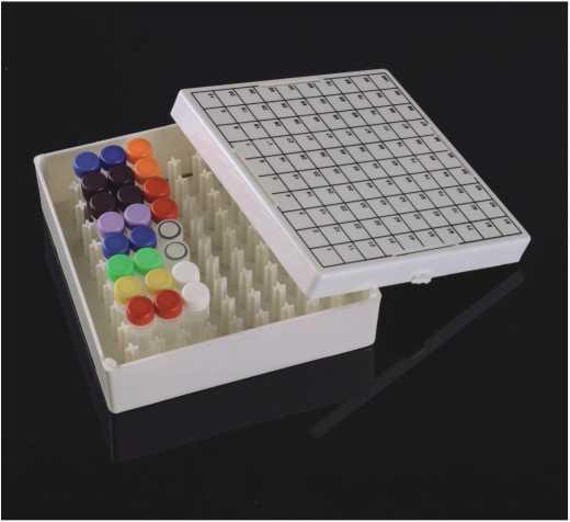100孔冷凍盒JD-XT02