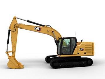 CAT 323GC
