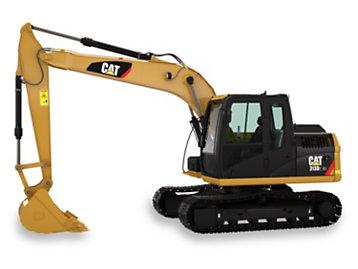 CAT 313D2GC