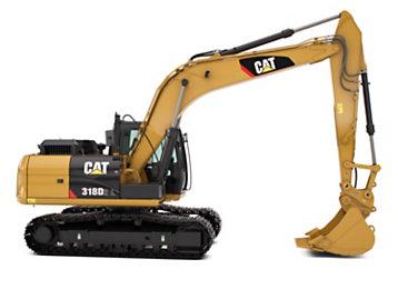 CAT 318D2L