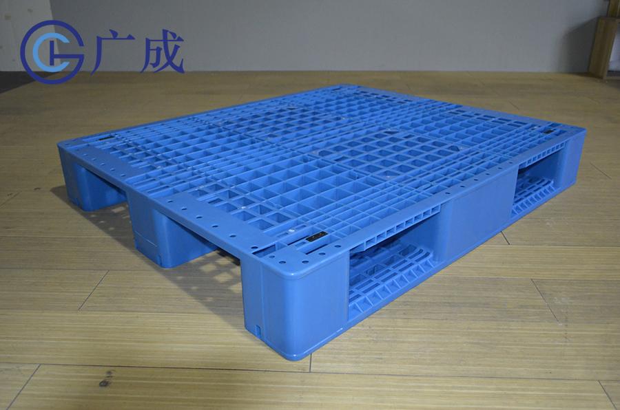1210G网格川字塑料托盘
