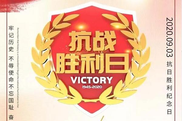 紀念中國人民抗日戰爭暨世界反法西斯戰爭勝利75周年!