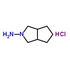N-氨基-3-氮杂双环[3.3.0]辛烷盐酸盐 CAS 58108-05-7