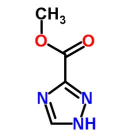 1,2,4-三氮唑-3-羧酸甲酯  CAS 4928-88-5