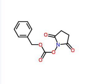 苯甲氧羰酰琥珀酰亚胺,cas #  13139-17-8
