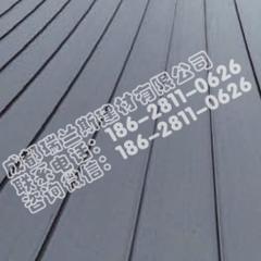 美檐矮立边金属屋面系统
