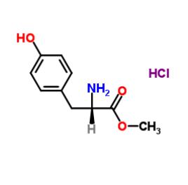 L-酪氨酸甲酯盐酸盐,cas #3417-91-2