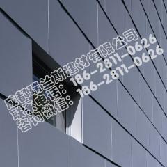 美檐平锁扣金属屋面系统