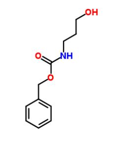3-(苄氧羰基氨基)-1-丙醇,cas #:34637-22-4