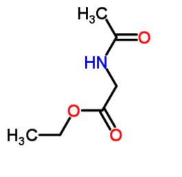 乙酰甘氨酸乙酯,cas #  1906-82-7