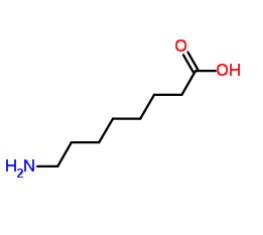 8-氨基辛酸,cas #  1002-57-9