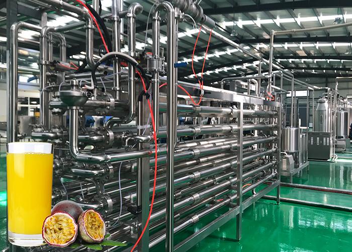西番莲、百香果加工生产线
