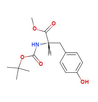 BOC-L-酪氨酸甲酯,cas 4326-36-7