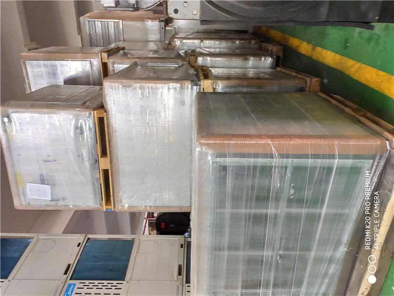 开利组合式空调箱