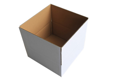 特硬三层五层白卡纸箱定制