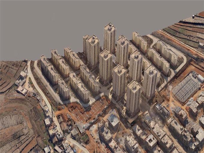 无人机倾斜摄影技术在三维实景GIS中的应用
