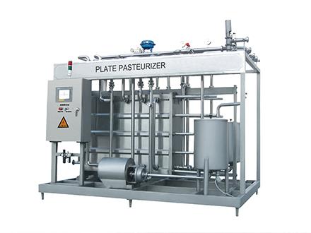 超高溫奶加工生產線