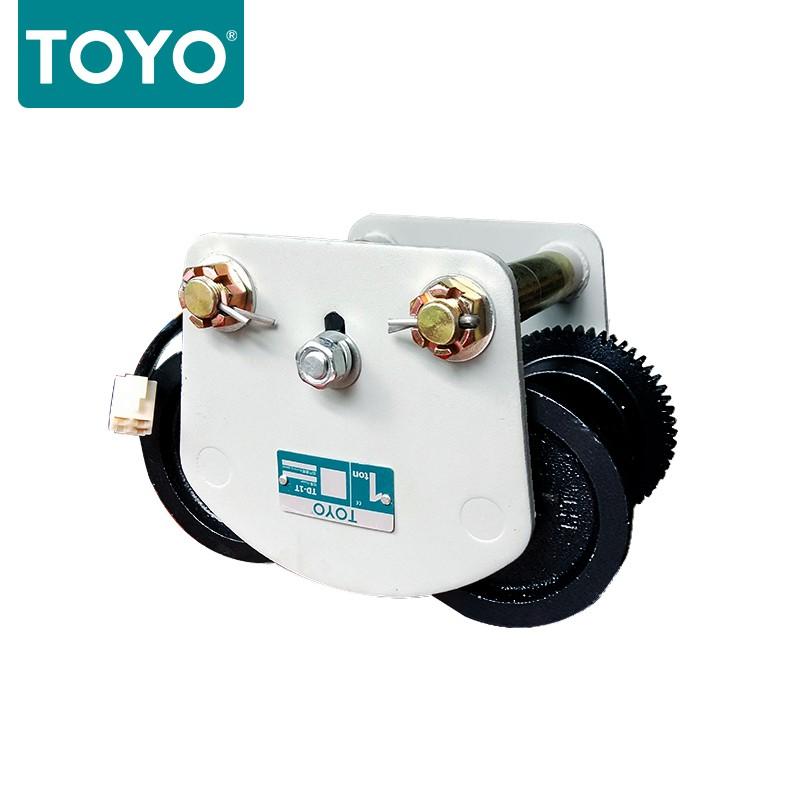TOYO环链电动葫芦驱动跑车TY型(1T-10T)