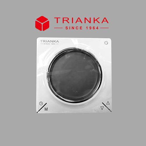 特瑞安卡温控面板 (新款圆型)