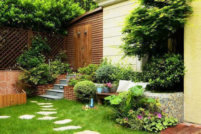 別墅小院兒的欣賞,各種特色小院可遇不可求